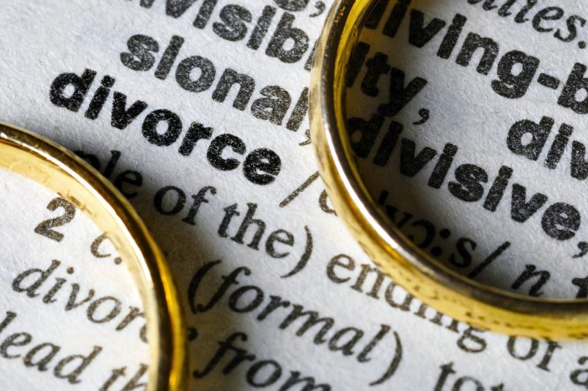 The Divorce that took a decade to become final – Pain is the question, forgiveness is the answer.