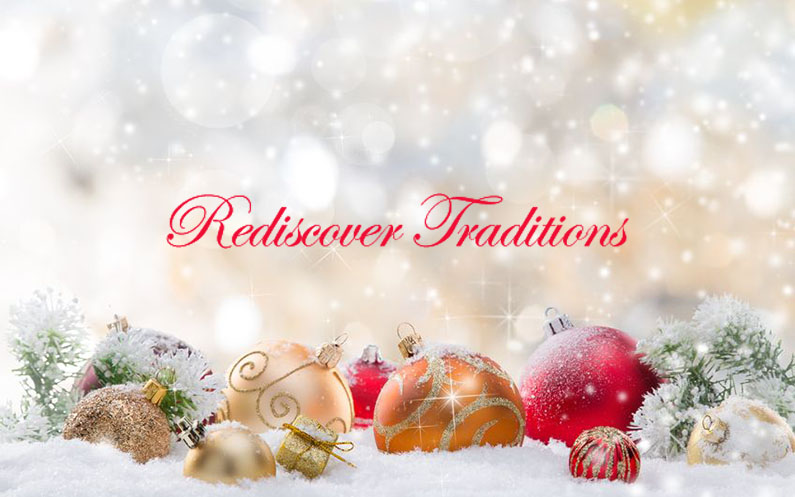 Rediscover Traditions