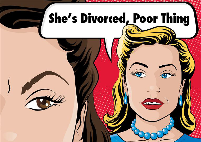 I'm Getting A Divorce, Oh No! – What Will People Think?