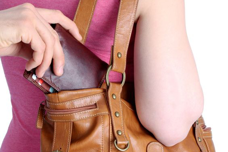 Divorce and the Stolen Wallet