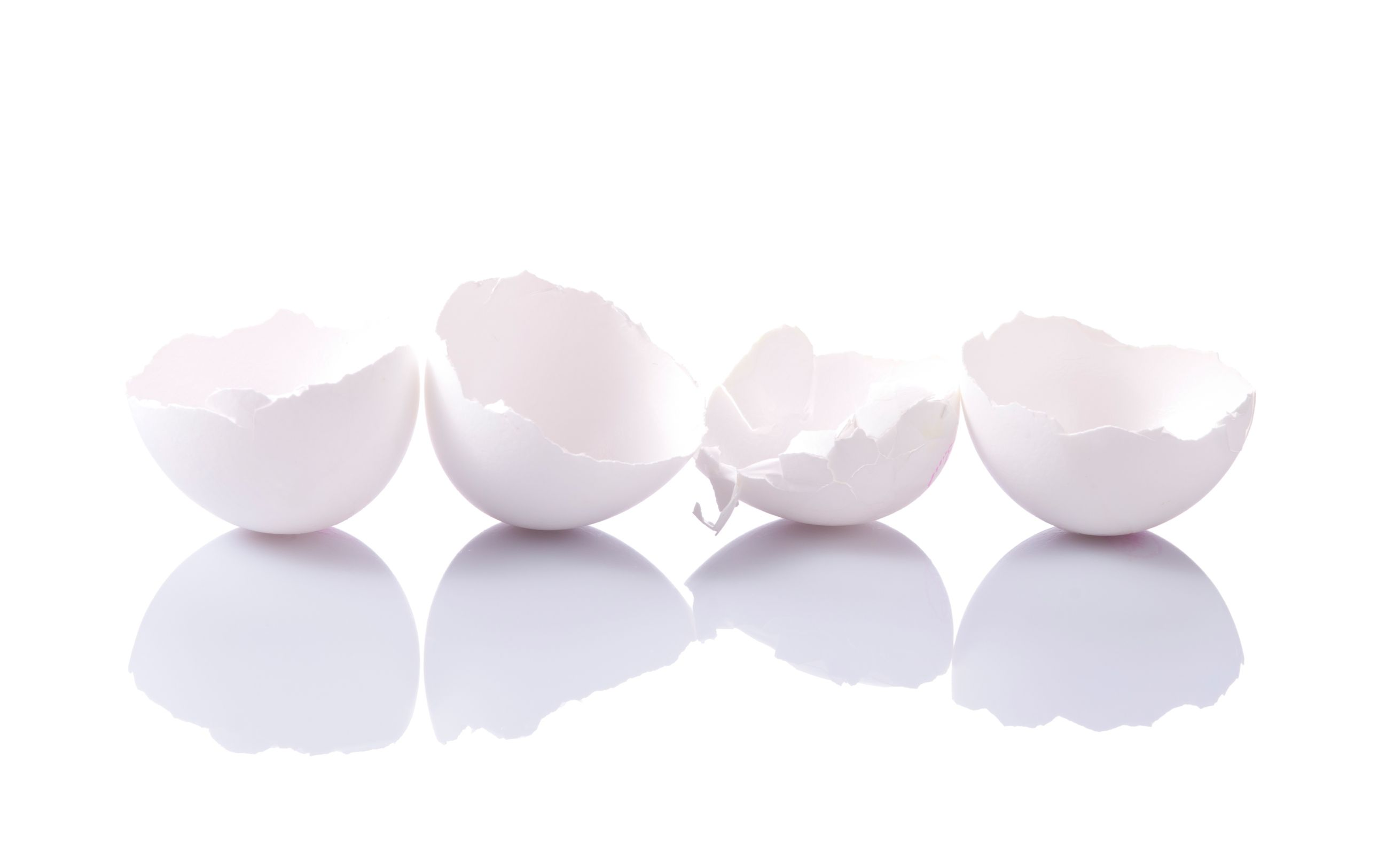 Sweeping Away the Eggshells