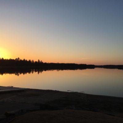 Big Sandy Resort & Lodge sunset