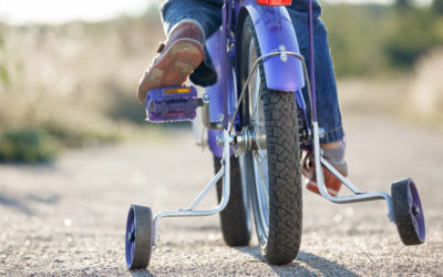 Taking off the Training Wheels