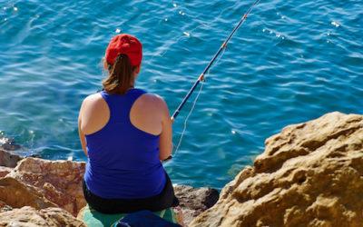 Forgiveness & Fishing