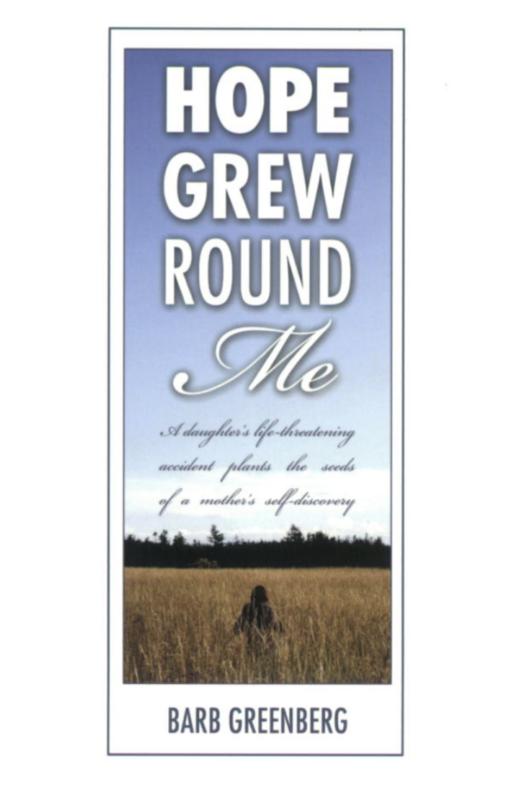 Hope Grew Round Me Book Cover